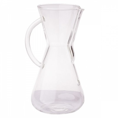 Chemex Coffee Maker Glass Handle - 3 filiżanki